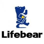 ライフベアのロゴ